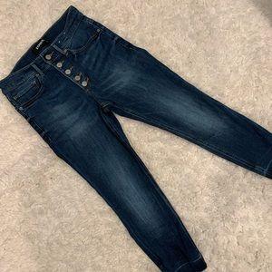 Express Petite Skinny Cropped Jean Leggings ❤️